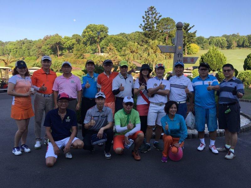 高爾夫球隊7月例賽