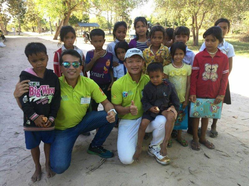 2017-18年度金邊柬埔寨、緬甸國際義診