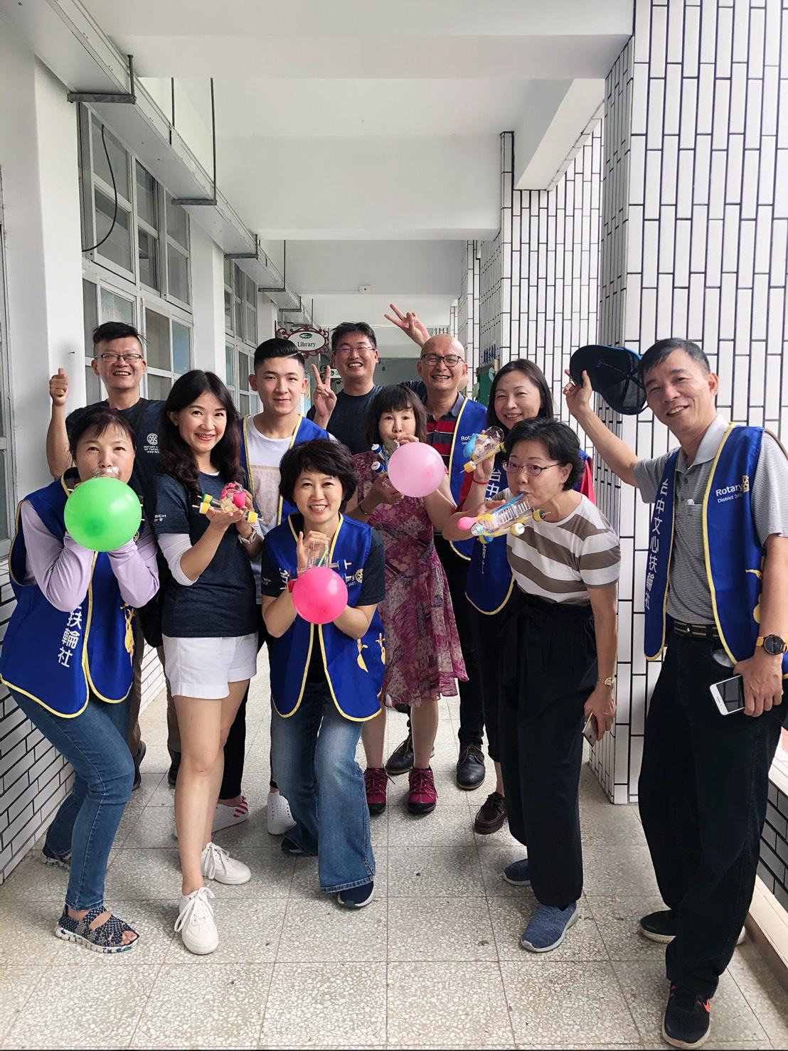 2020.07.16中國醫大公衛服務隊暑期衛教服務營